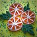 Дольки апельсинов