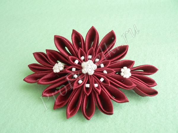 Цветок с острым лепестком