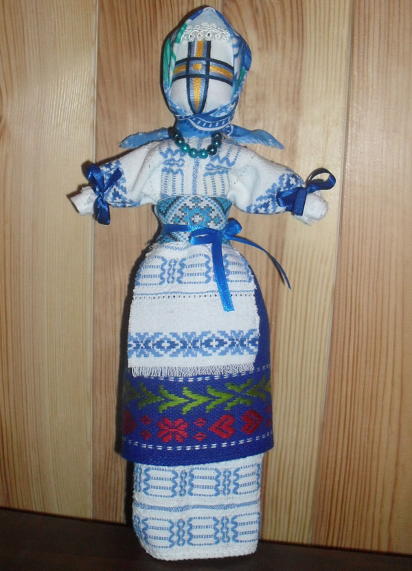Кукла-мотанка своими руками