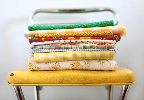 Материалы для изготовления подушки на стул