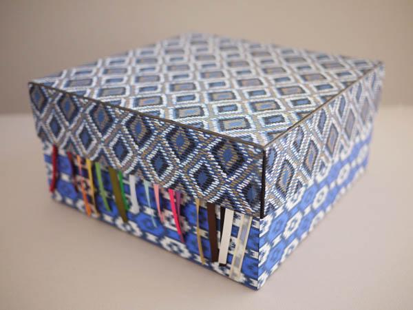 Коробка для атласных лент